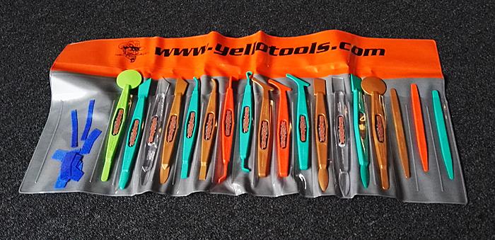 Sada nástrojů Yellotools
